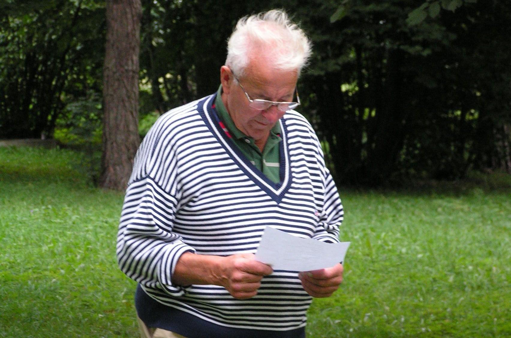 Erland Andersson, Gute i Bäl