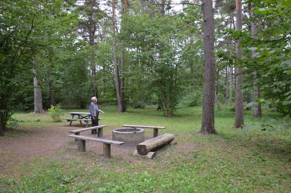 Visby – Haga änge